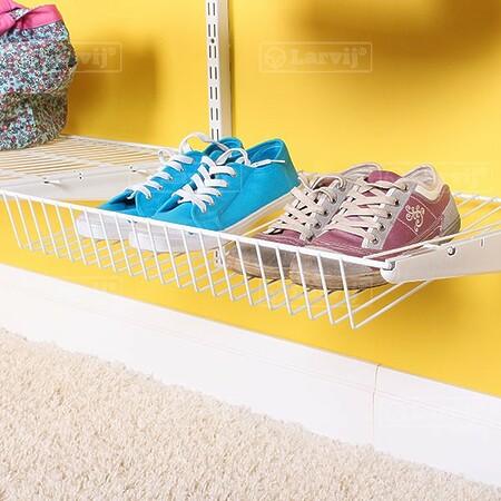 Сеточная полка для обуви